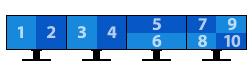 Desktop Divider 多屏卡桌面分割模式